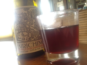 Birichino Pinot Noir in Detroit
